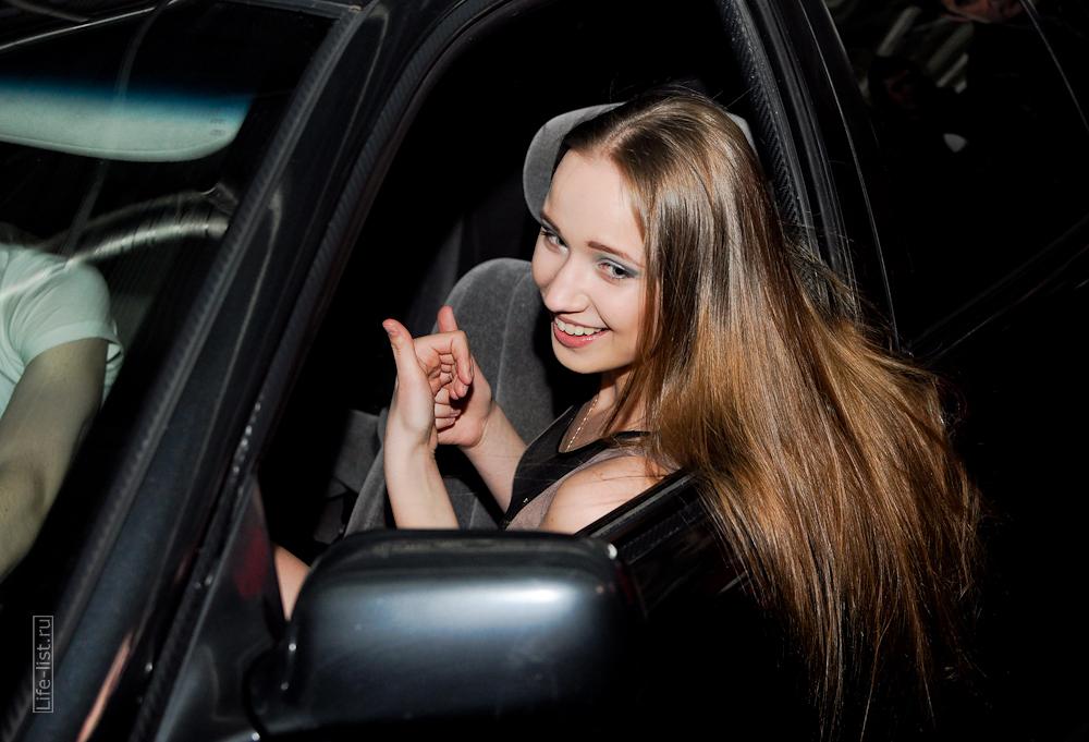 Ural Spring Racing 2013 Екатеринбург девушки