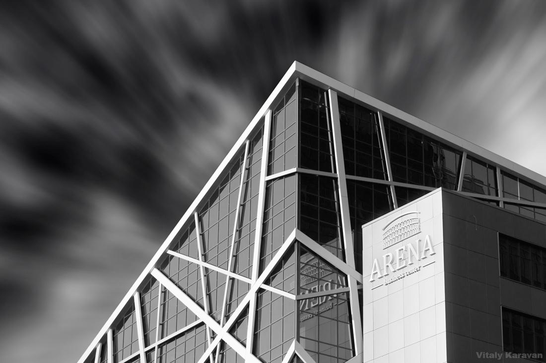 БЦ Арена Екатеринбург фото Виталий Караван