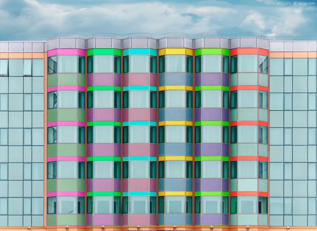 Отель Екатеринбург фото Виталий Караван