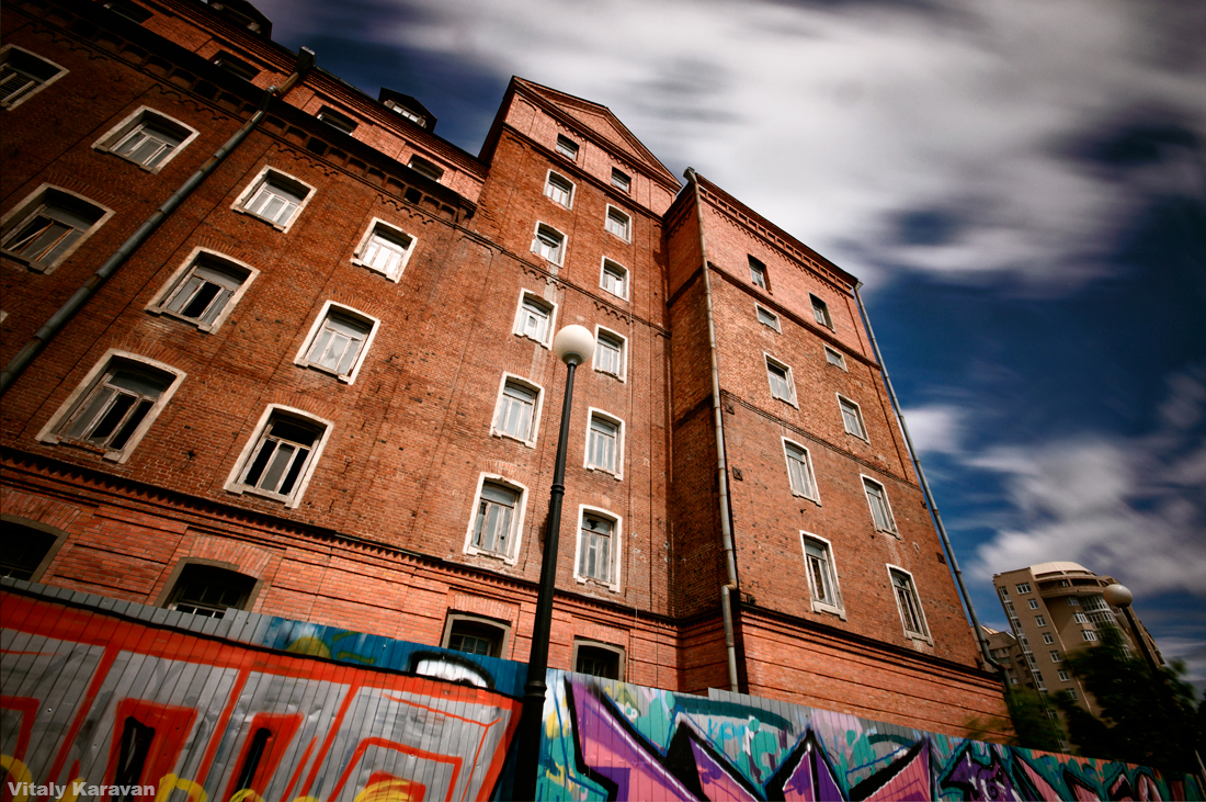 Старая мельница Екатеринбург фото Виталий Караван