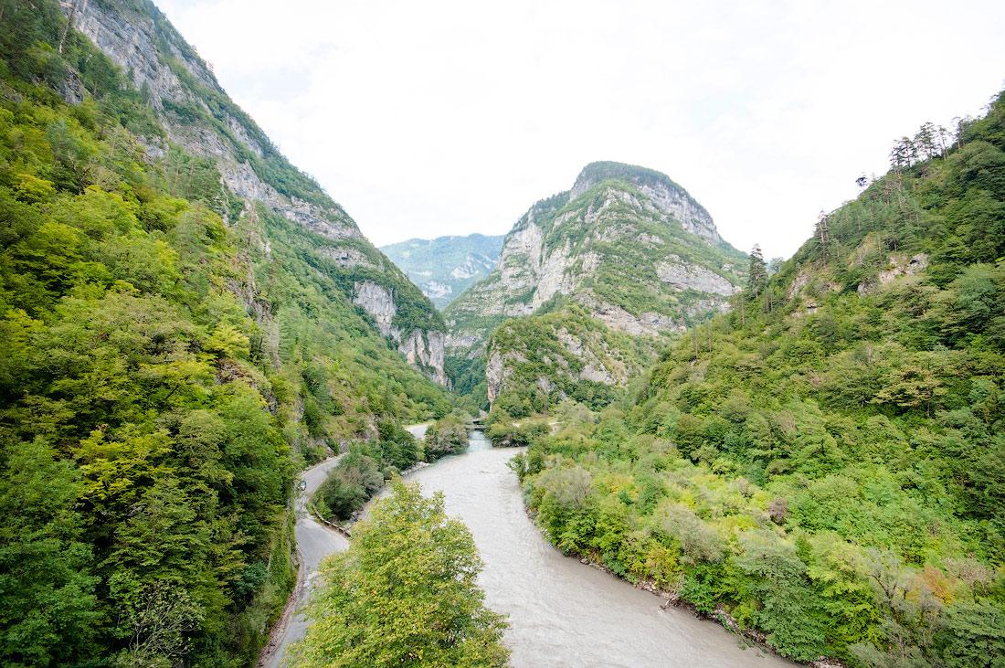 Национальный парк Рица Абхазия фото Виталий Караван