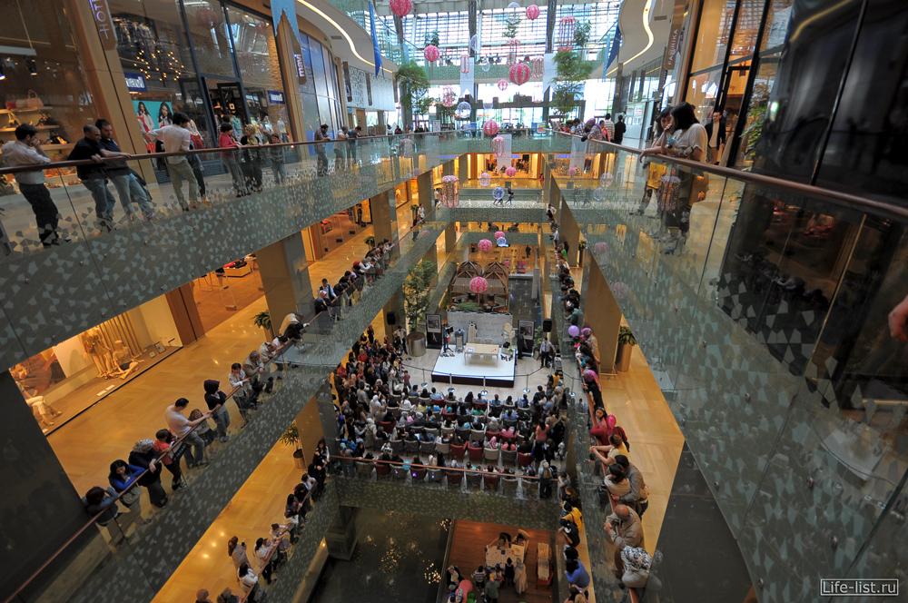 Торговый центр Стамбул Сапфир