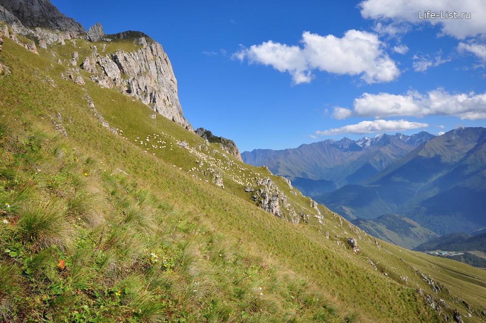горы ингушетии джейрахский район ущелье фото Виталий Караван