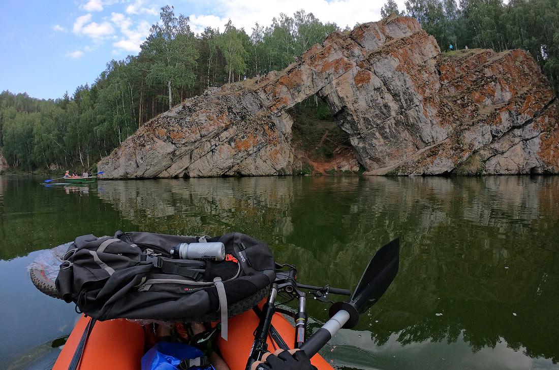 сплав по реке Исеть Каменск Уральский