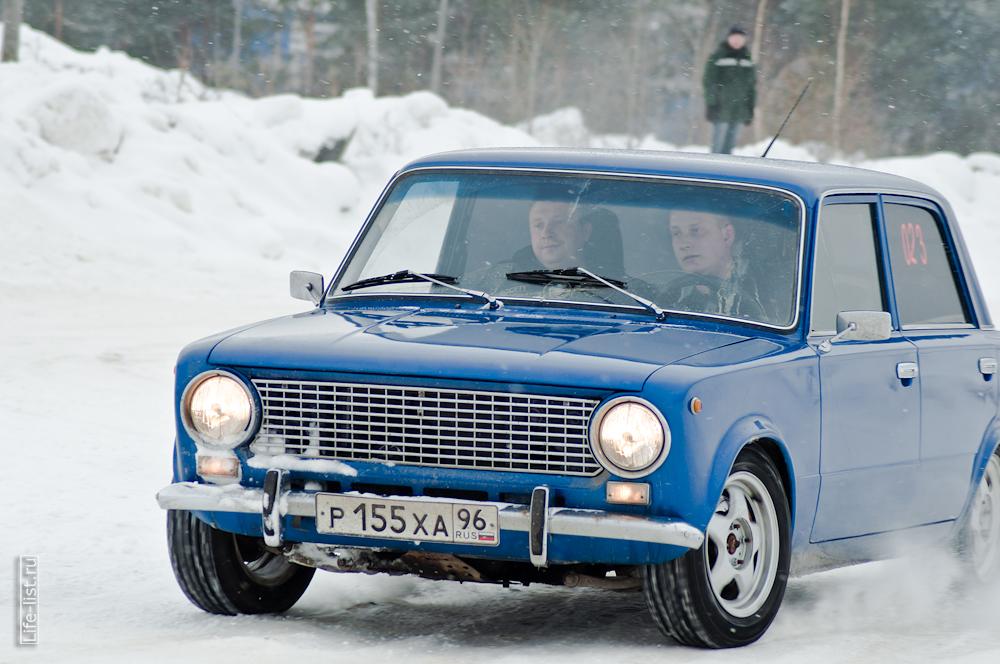 синяя копейка закрытие сезона зимний спринт Березовский