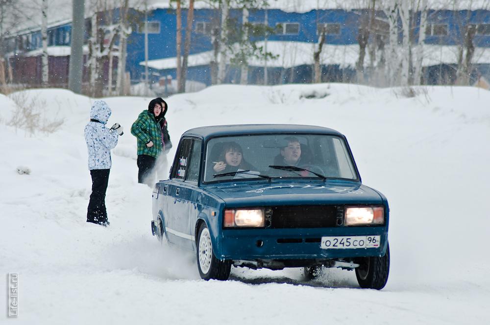 Березовский соревнования на авто спринт