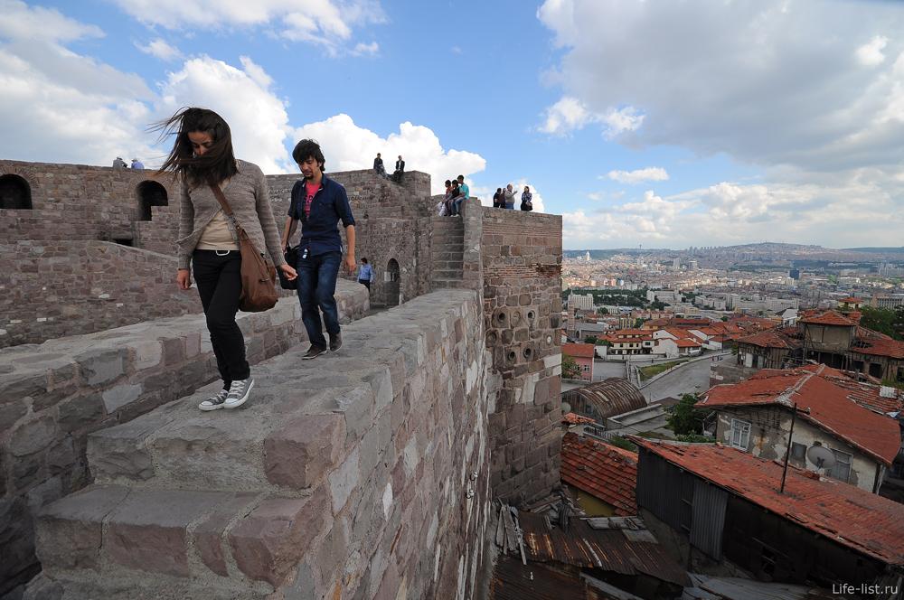 Крепость Анкара