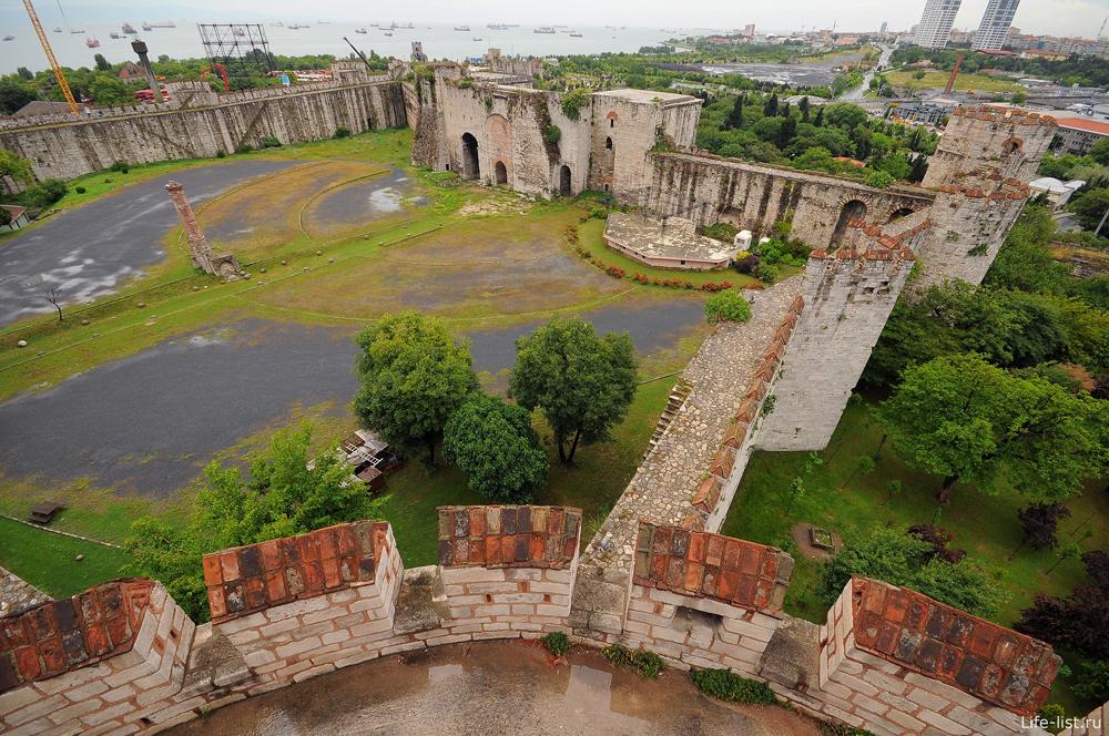 Замок Едикуле семи башен