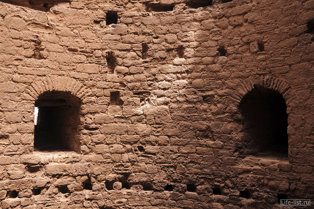 кирпичные стены старинные стамбул