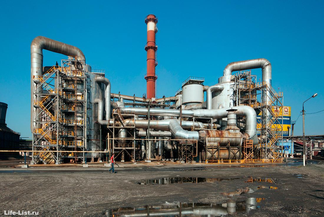 сумз среднеуральский медеплавильный завод фото Виталий Караван