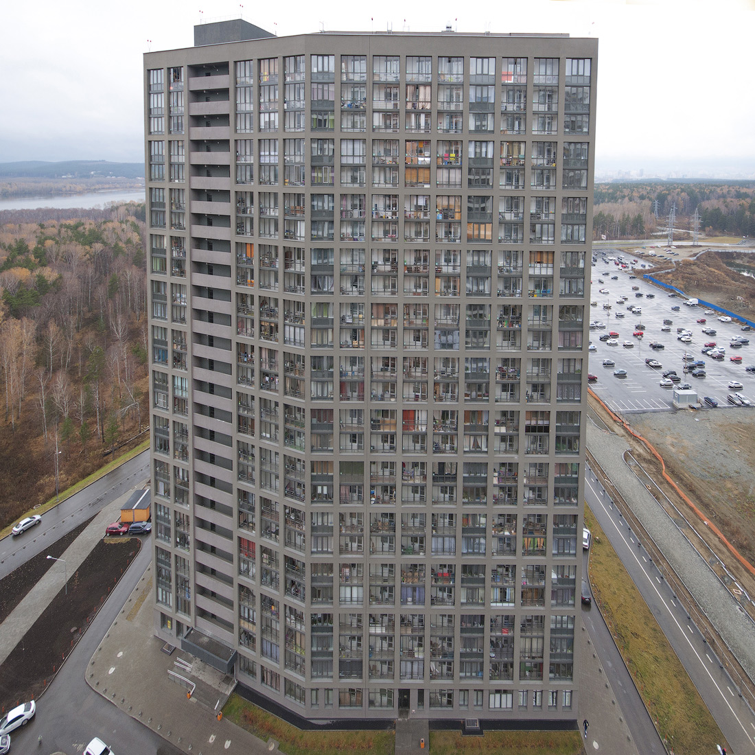 ЖК Светлый Екатеринбург 2017