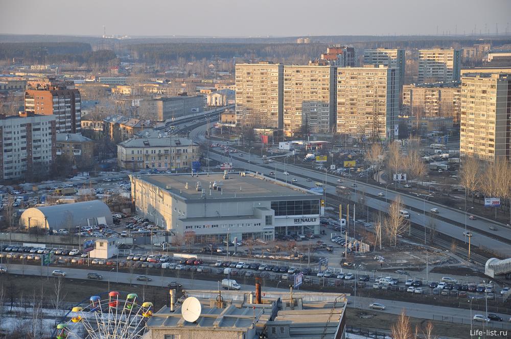 Район Сортировка улица Бебеля