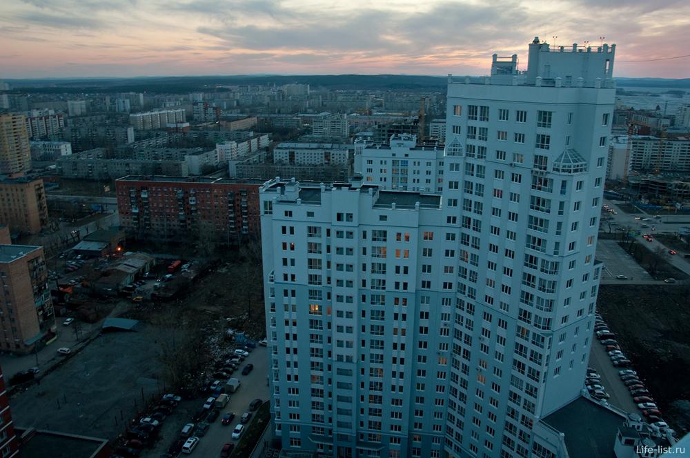 ЖК Татищевский Екатеринбург