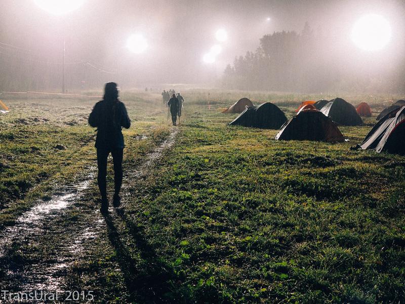 Ночной забег Трансурал 2015