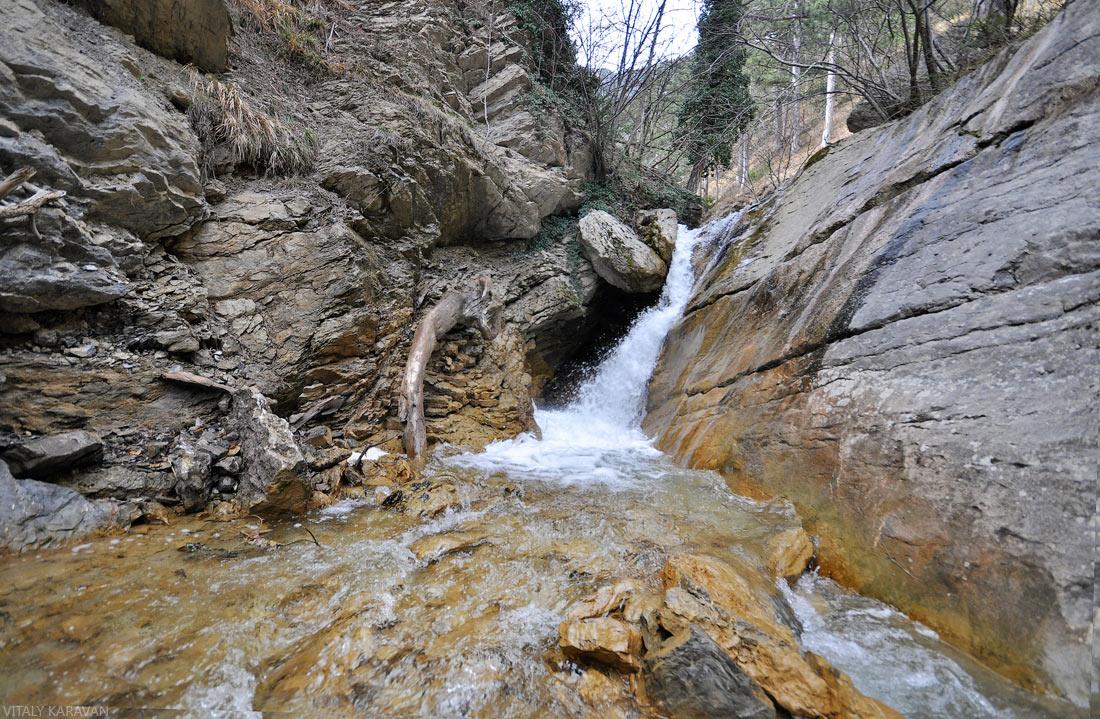река Учан-су Крым