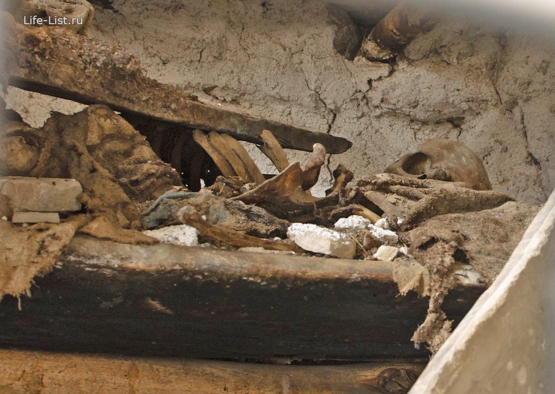 могильники захоронения в цори Иннгушетия