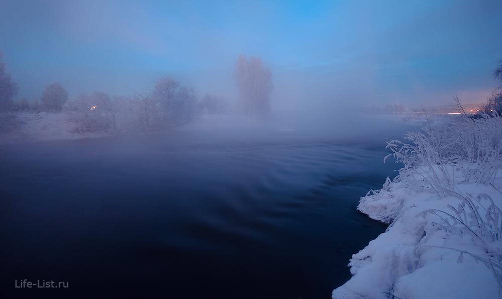 фото Виталий Караван русская зима