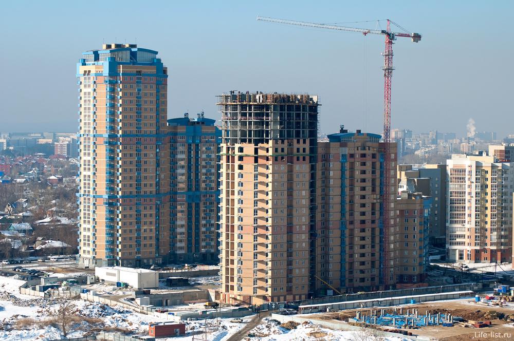 Екатеринбург. Южная Новостройки