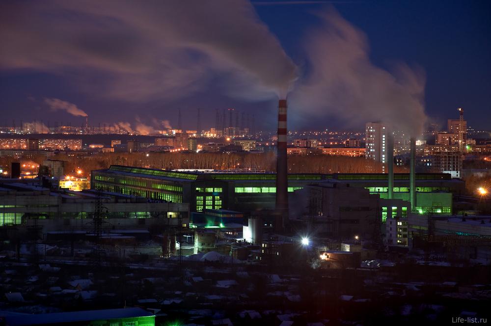 Промышленный Екатеринбург