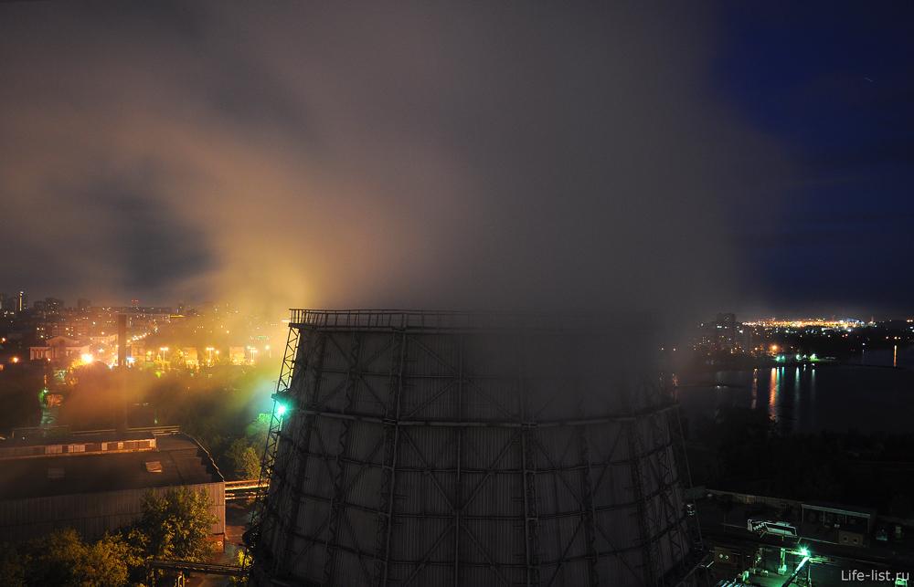 Градирни в Екатеринбурге