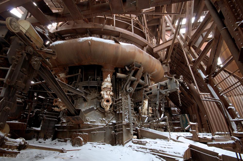 Завод музей в Нижнем Тагиле фото Виталий Караван