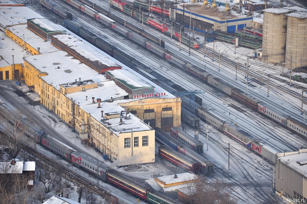Вагонное дело Екатеринбурга