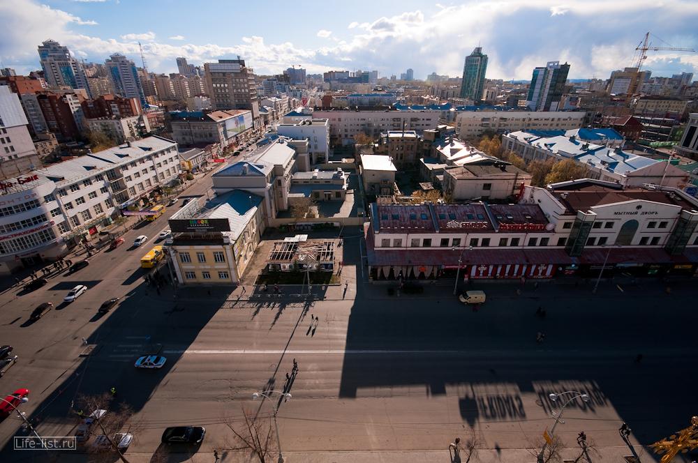 красивые фотографии Екатеринбурга