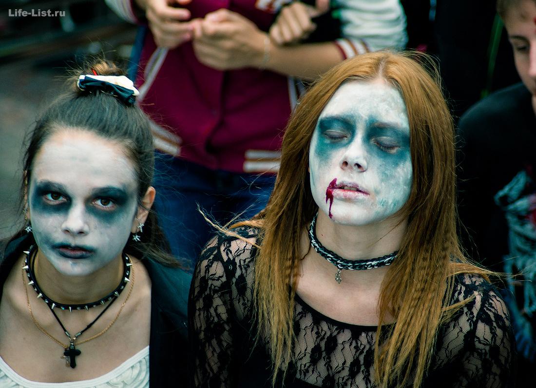 флешмоб зомби моб Екатеринбург zombie mob 2015 photo by Vitaly Karavan